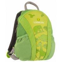 Littlelife Plecak Runabout Green 1-3 lat