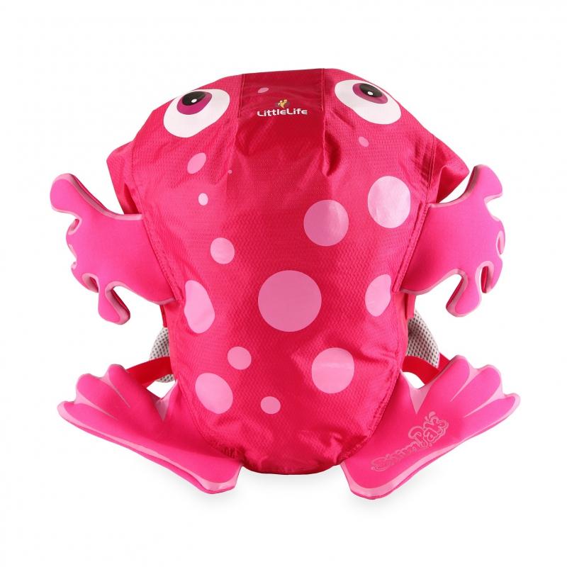 plecaczek-littlelife-swimpak-3-frog-pink